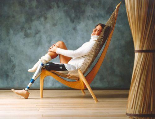 Gehschule für Prothesen Patienten